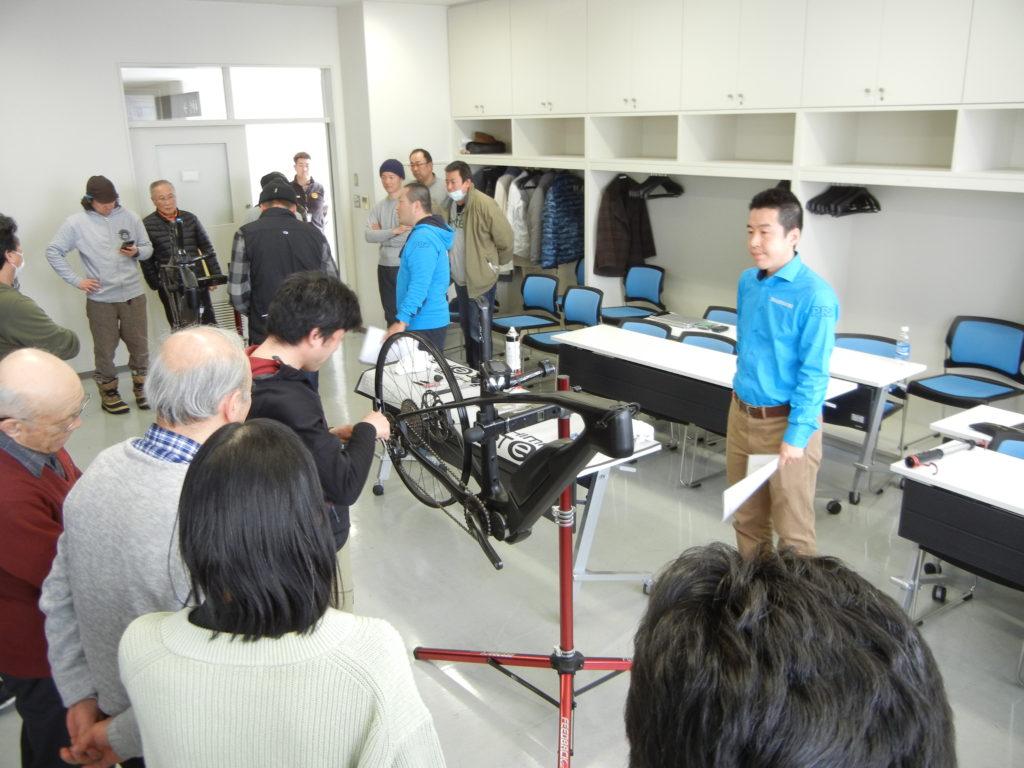 2020シマノ技術講習会